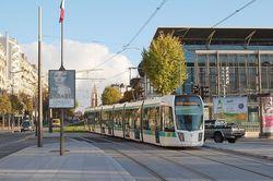 París amplía su línea circular de tranvía