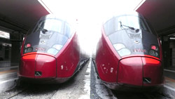 La operadora NTV inaugurará en junio un servicio de alta velocidad Milán-Ancona