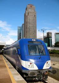 Los Ferrocarriles de Israel superan por primer vez los cuarenta millones de viajeros