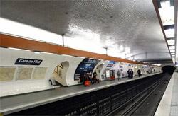 La línea 4 del metro de París será completamente automática