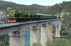 El Tren dels Llacs inicia su temporada el próximo día 27