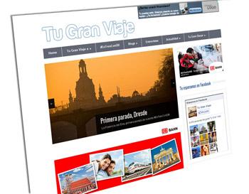 #EnTrenConDB, un blog para viajar en tren por Alemania