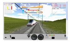 Renfe desarrolla un simulador de conducción eficiente