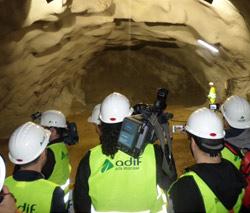 Calado el túnel de Callosa de Segura, en Alicante, en la conexión de alta velocidad Monforte del Cid-Murcia