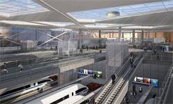 El Reino Unido consulta a la industria ferroviaria española sobre su proyecto de alta velocidad