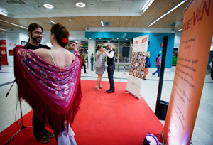 El Consorcio de Transportes de Madrid presenta un programa cultural para el intercambiador de Moncloa