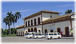 Estación de ferrocarril de Buga