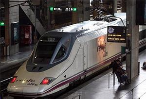 Aumenta el número de viajeros en todas las relaciones AVE en Andalucía en 2018