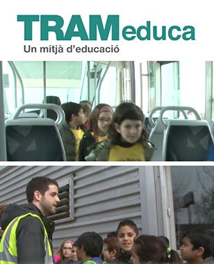 Tram de Barcelona amplía su programa educativo