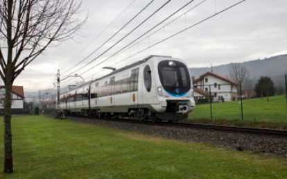 Desde hoy los trenes de Durango entrarán directamente a la Línea 3 de Metro Bilbao