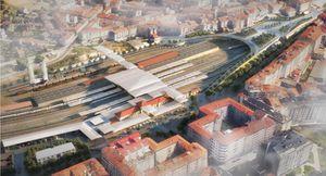 Avances en el proceso administrativo para la remodelación de la estación de Orense