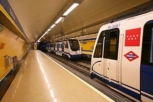 Préstamo de doscientos millones de euros del Banco Europeo de Inversiones para Metro de Madrid