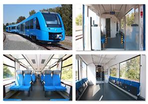 Alstom suministrará catorce Coradia iLint en Alemania