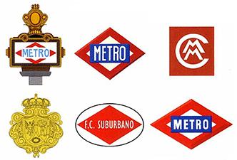 Concurso de ideas para crear el logo del centenario de Metro de Madrid