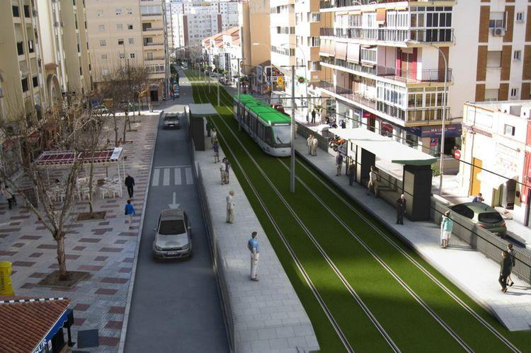 Aprobado el trámite urbanístico para la prolongación del Metro de Málaga hasta el Hospital Civil