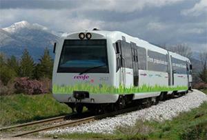 Comienzan en Asturias las pruebas de tracción ferroviaria con gas natural licuado