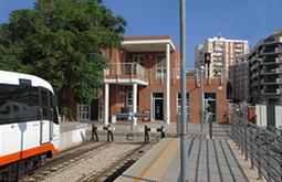 Concluye el acondicionamiento de la estación del Tram en Denia para su futura tranviarización