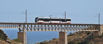 Este año se rehabilitará el viaducto del Barranco de Aguas, de la línea 1 del Tram de Alicante