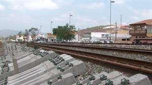 Inversión de 31,8 millones en 2018 para continuar con la renovación integral de la línea Bobadilla-Algeciras