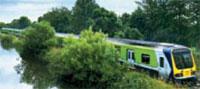 CER y UIC publican un informe sobre transporte ferroviario y medio ambiente