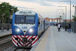 La rusa Transmashholdig mantendrá el material rodante de la línea argentina de San Martín
