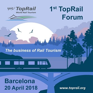 Primera edición de Top Rail Forum