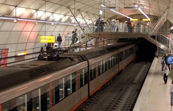 Metro Bilbao transportó 88,17 millones de viajeros en 2017, más de un millón más que en 2016