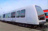 Hitachi Rail Italy suministrará ocho trenes automáticos al Metro de Copenhague