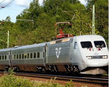 Suecia aprueba el final de las mejoras en la línea entre Estocolmo y Uppsala