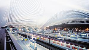 Los Ferrocarriles Belgas ofrecen wifi gratis en sus grandes estaciones