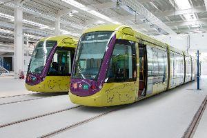 El tranvía de Jaén, declarado de interés metropolitano
