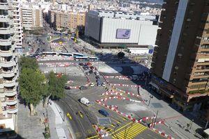 La Junta de Andalucía propone un nuevo adjudicatario del tramo Renfe-Guadalmedina del Metro de Málaga