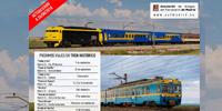 Servicios especiales y ocio ferroviario para el fin de semana