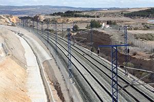 Licitado el mantenimiento de la línea de alta velocidad Madrid-Levante para cuatro años