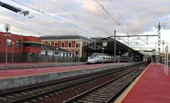 Hoy comienzan las pruebas para la puesta en servicio de la duplicación de vía en el tramo Río Duero-Valladolid Campo Grande