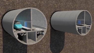 Financiación de 15.000 millones de euros para un túnel submarino entre Finlandia y Estonia