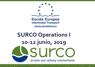 """Nuevo curso """"Surco"""" sobre logística intermodal ferroviaria"""