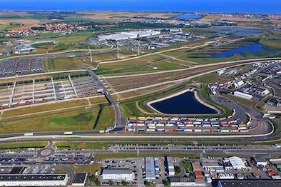 Eurotunnel entrega el nuevo Centro de Control Aduanas a las autoridades francesas