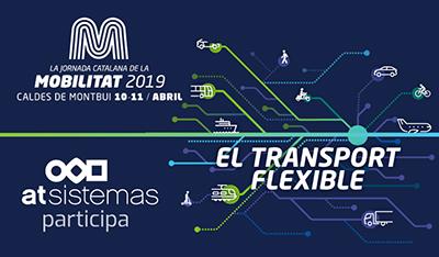 Clausurada la Jornada Catalana de la Movilidad 2019 centrada en el Transporte Flexible