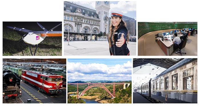 Los Ferrocarriles Franceses celebrarán jornadas de puertas abiertas del 13 al 19 de mayo
