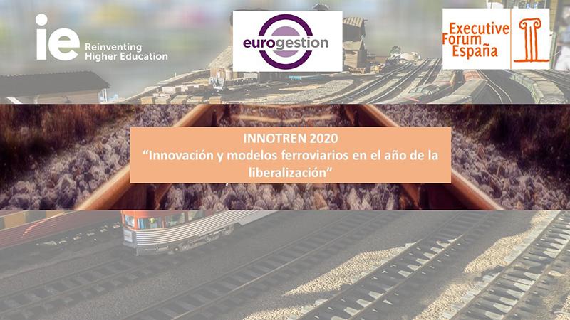 "Jornada ""Innotren 2020"" en formato virtual"