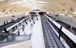 El metro de Valencia cumple treinta años de servicio, con cerca de 1.400 millones de viajeros transportados