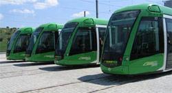Alstom firma un acuerdo para aplicar el volante de inercia desarrollado para la Fórmula 1 en tranvías Citadis
