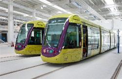La Junta de Andalucía asume la gestión del tranvía de Jaén