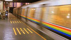 En Caracas se construirán 73 kilómetros de vías férreas