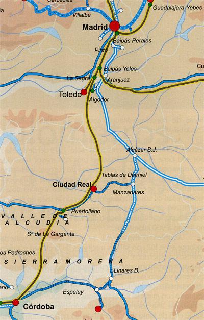 ave barcelona a málaga, con 1.121 kilómetros, el servicio de alta