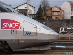 Las obras de la línea de alta velocidad de Burdeos a España comenzarán en 2017 y durarán seis años y medio