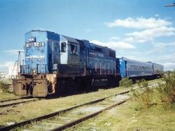 El nuevo Gobierno de México apuesta por el ferrocarril