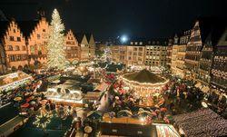 A los mercados navideños europeos en tren