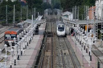 A información pública el proyecto básico para la integración del ferrocarril en Vitoria